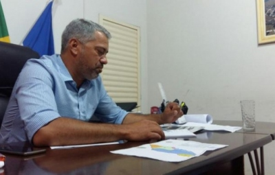 Araguaiana recebe neste mês cerca de 100 toneladas de lama asfáltica